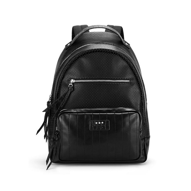 Unique Design Men Black Backpack 2019 Casual Travel Leather Laptop Bag Female Teenager School Student Backpacks Male 170014Unique Design Men Black Backpack 2019 Casual Travel Leather Laptop Bag Female Teenager School Student Backpacks Male 170014