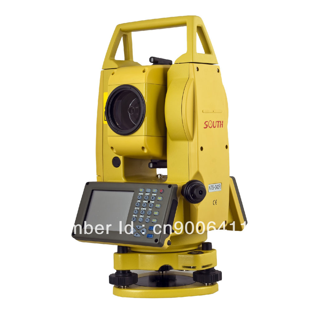 non prism WinCE Total Station Reflectorless Prismless NTS 342R South whole sale retail