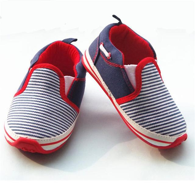 Baby Canvas Rubber shoes toddler boys girls non-slip chaussures bebes for summer autumn first walkers 13cm 14cm 15cm
