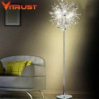 best multi arm metal floor lamp overhead floor lamp for reading led floor lighting cheap standing lamps lampara de pie