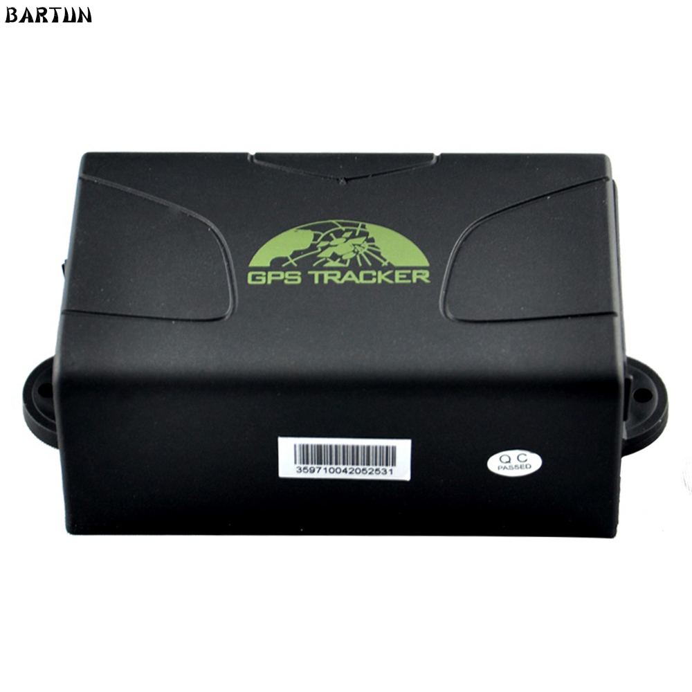 Live Real Time GSM GPRS GPS car tracker TK 104 Standby 60 days TK104 Realtime SMS