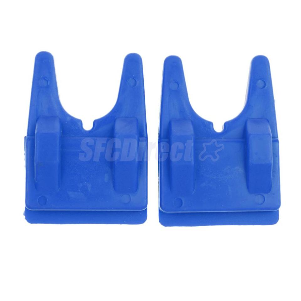 EE/_ Fishing Rod Holder Butt Rest Head Gripper Stand Support Accessories 4Pcs Eag