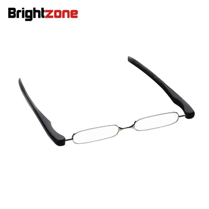 Envío gratuito Ultra-light buena calidad y bajo precio PODREADER moda gafas de lectura mini plegable gafas de plástico