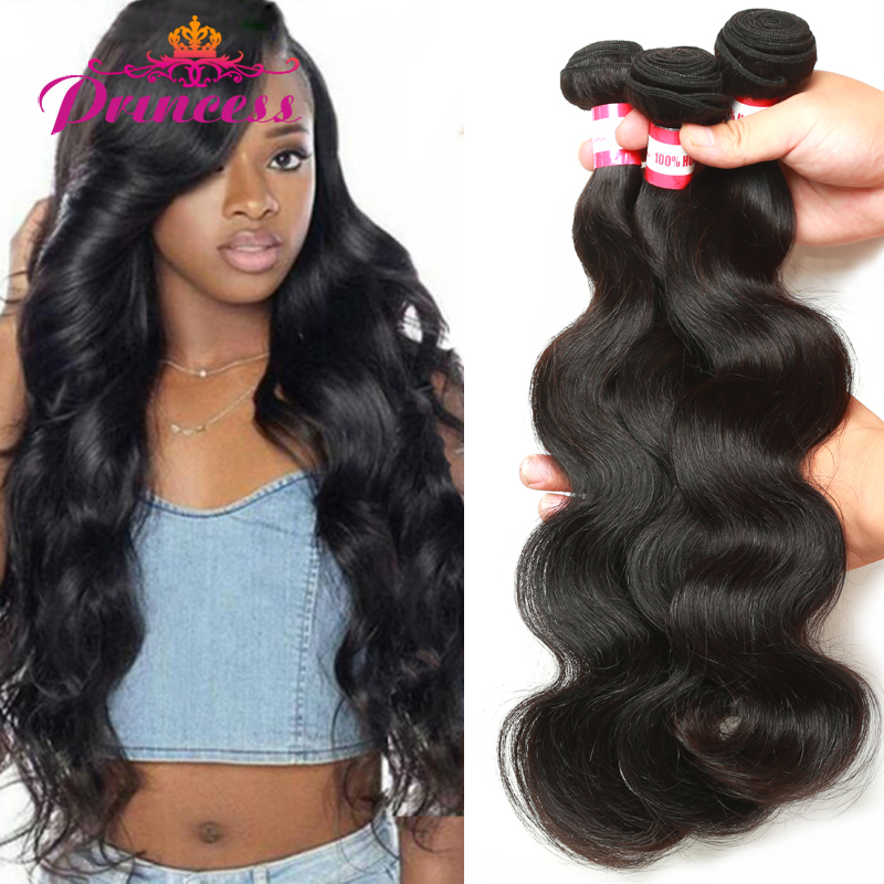 Peruvian Virgin Hair Body Wave 4 Bundles 7a Grade