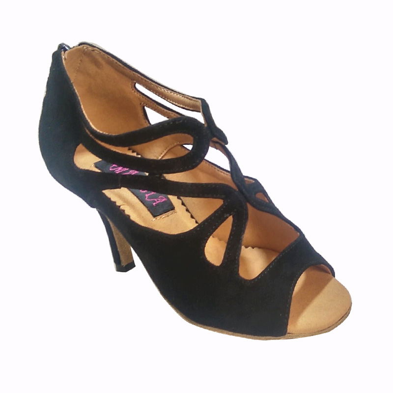NEW Fashional and comfortable latin dance shoes ballroom salsa shoes tango shoes party wedding shoes free