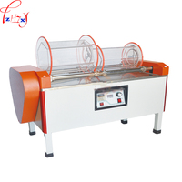 Новая переменная частота Двойной баррель полировальная машина KT620 Двойной баррель полировальная машина для ювелирного оборудования 110/220 В