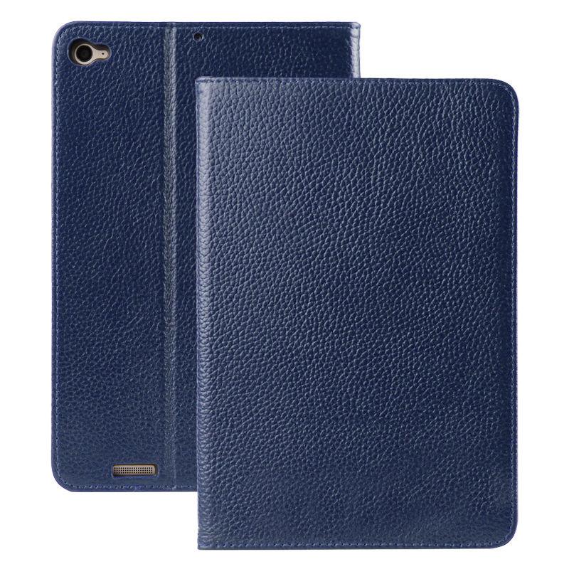 Funda para Xiaomi MiPad 2 Funda protectora elegante de cuero genuino - Accesorios para tablets - foto 6