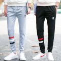 TG6153Cheap wholesale 2016 new Han edition cultivate one's morality feet haroun pants three stripes young students