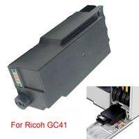 Original New Maintenance Tank For Ricoh GC41 Waste Ink Tank For Ricoh GC 41 For Ricoh