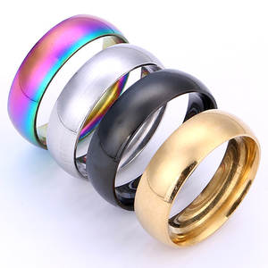 Fate Love Rings For Man Silver Women Wedding Rings