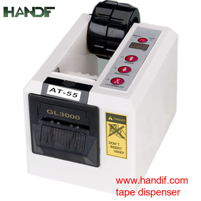 Handif automatic tape dispenser tape cutting machine AT55 handif automatic tape dispenser machine at60