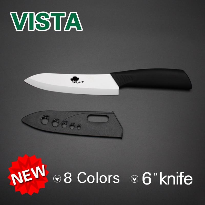 """عالية الجودة سكين المطبخ السيراميك 8 ألوان واحدة 3 """"/ 4"""" / 5 """"/ 6"""" الطبخ الشيف سكين المطبخ سكين التقشير الفاكهة الخضار"""