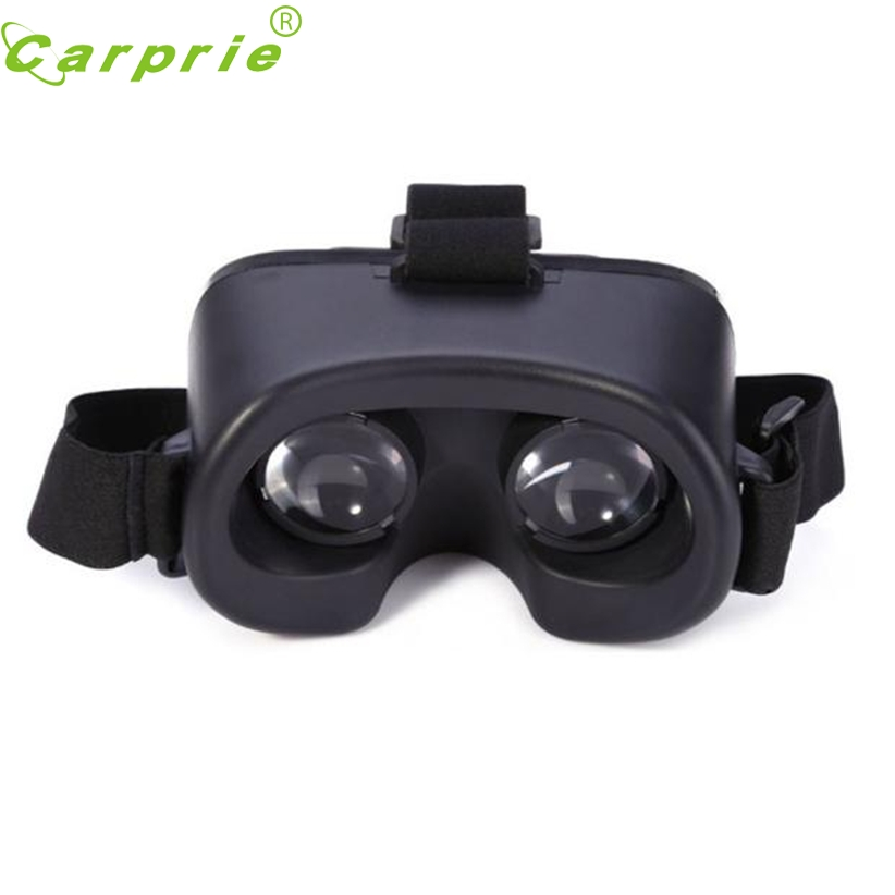 New for Google Cardboard VR BOX Virtual Reality 3D Glasses For Samsung s7 S6 S5 S4 Good Quality CARPRIE Futural Digital AP18