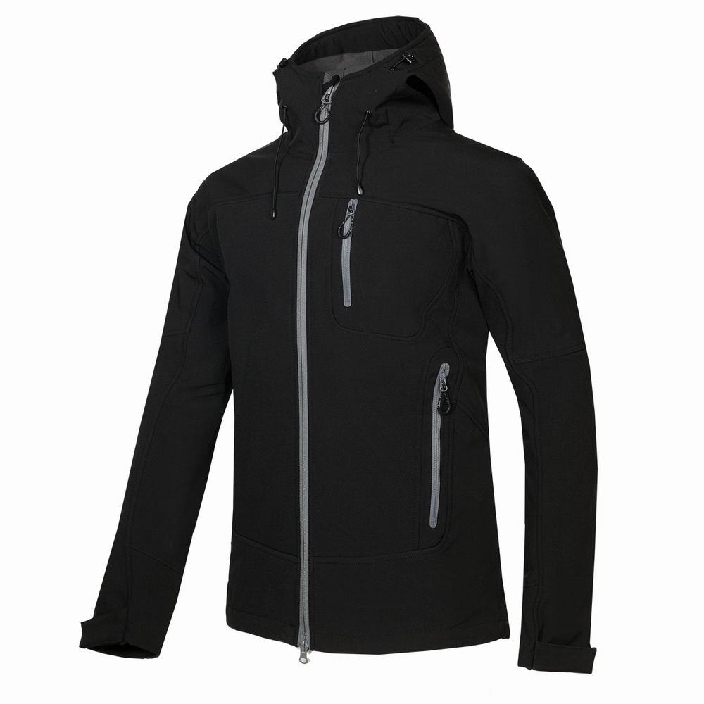 Soft shell jackets men outdoor Waterproof windproof breathable jacket hiking skiing High quality suits softshell jacket outdoor hiking soft shell jacket male hiking suits soft shell fleece pant sport waterproof breathable warm fleece rain jacket