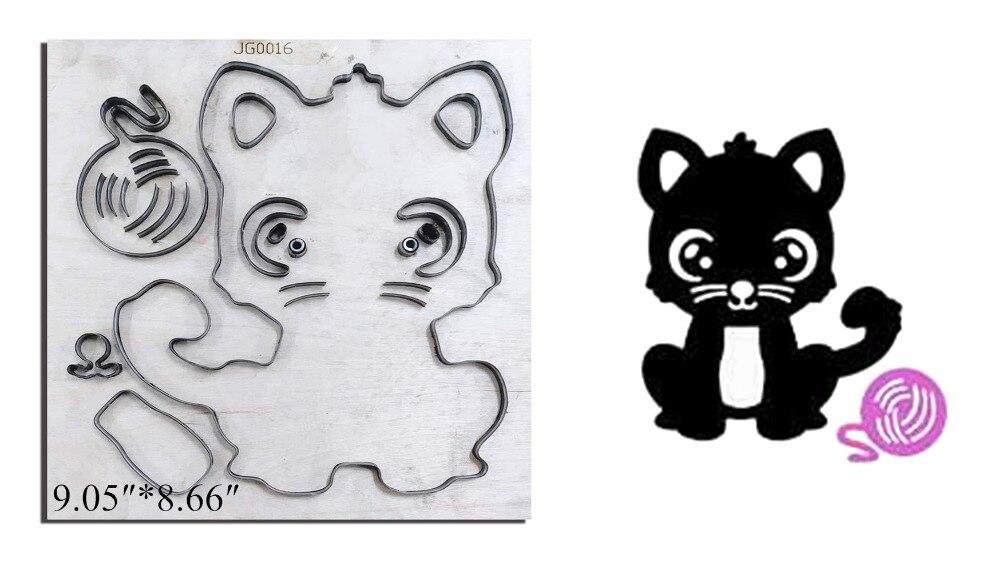 Règle de qualité de bobine de chat meurent coupeur en cuir fait sur commande-poinçon de timbre en cuir meurent coupeur de cuir de lame