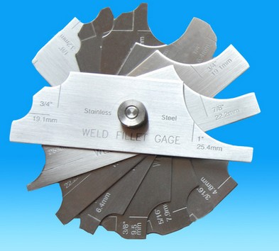 MG-11 WELD Gauge Welding Gauge Tester Inspection Tool, Undercut Depth 0 20 mm manual welding seam gauge weld inspection caliper gauges