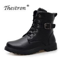 6ca3b2604 Homens Botas Outono Inverno High Top Das Sapatilhas Dos Homens Do Exército Militar  Botas de Combate Homens Confortáveis Sapatos .