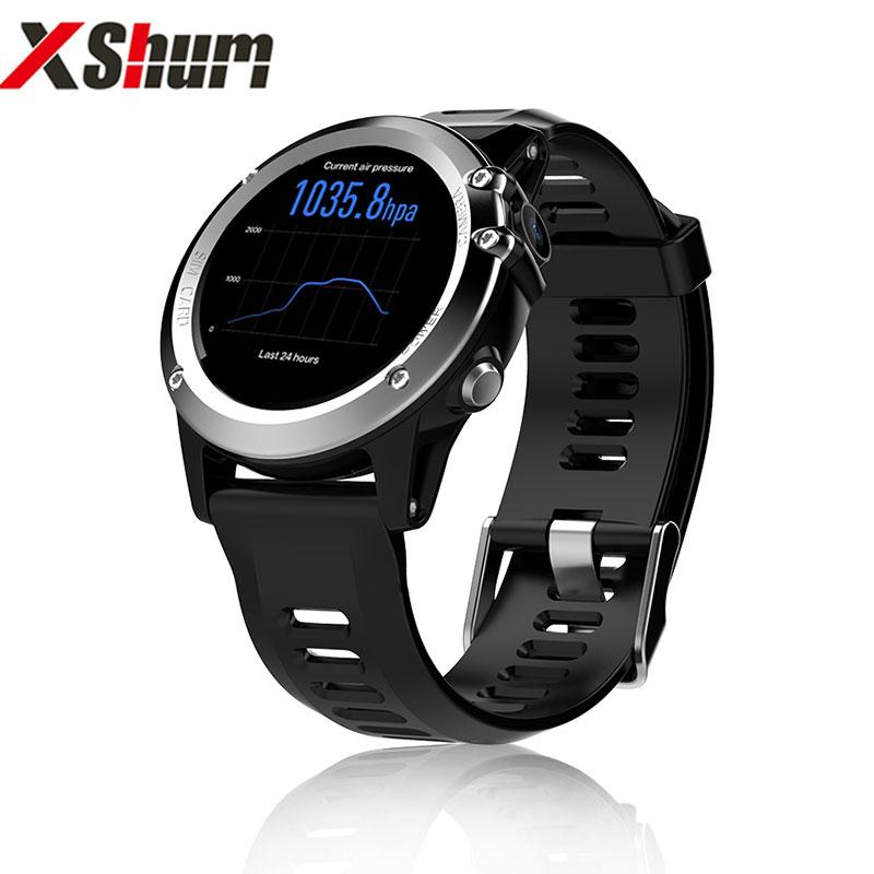 где купить XShum Smart Watch Android 4.4 H1 Waterproof 1.39