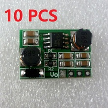 10ピースDD0603SB * 10自動昇降圧dc dc 0.9〜6Vto 3ボルト3v3 3V7 5ボルト昇降圧コンバータボード電源モジュールDD0603SB