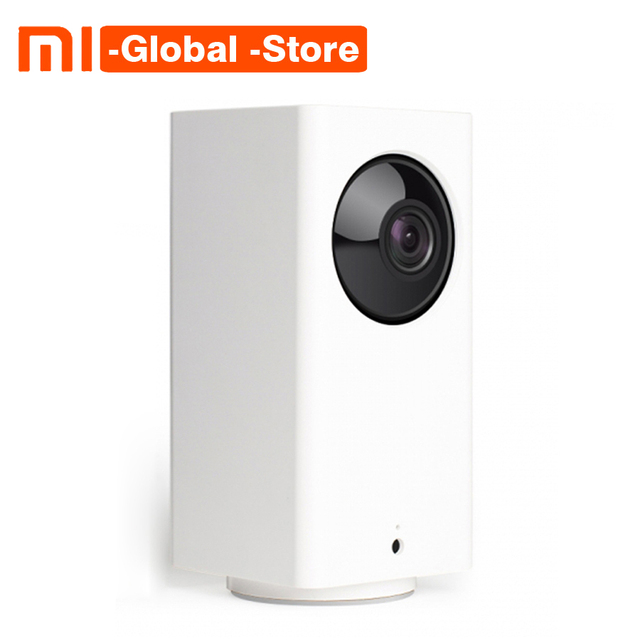 US $33 22 24% OFF|Original Xiaomi Mijia Dafang Smart Home Camera 110 Degree  1080P Intelligent Security Cam Night Vision WIFI IP For Mi Home App-in