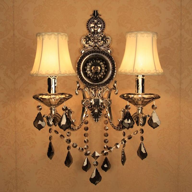 №American vintage wall lamp indoor lighting bedside lamps wall ...