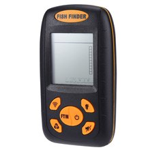Portable Sonar LCD Fish Finder