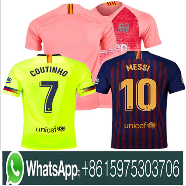 competitive price e0a27 50ef1 barcelona t shirt 2018 2019