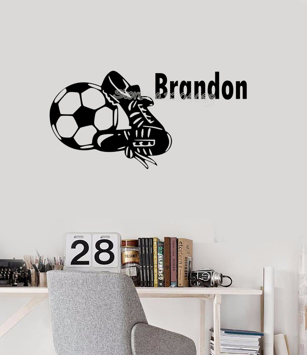 US $4.72 Wall Decal Custom Personalized Name Kids Bedroom Decor Art ...