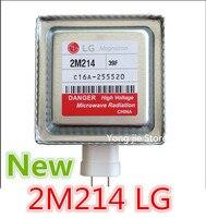 Precio Nuevo 2M214 LG magnetrón microondas piezas de horno, microondas horno magnetrón microondas piezas de repuesto