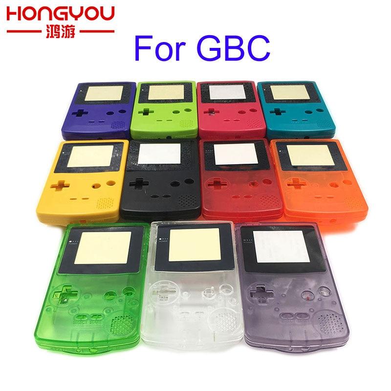 20 ชุด Clear shell case Replacement สำหรับ Gameboy Color GBC คอนโซลเกมเต็มรูปแบบ-ใน ชิ้นส่วนและอุปกรณ์เสริมสำหรับเปลี่ยน จาก อุปกรณ์อิเล็กทรอนิกส์ บน AliExpress - 11.11_สิบเอ็ด สิบเอ็ดวันคนโสด 1