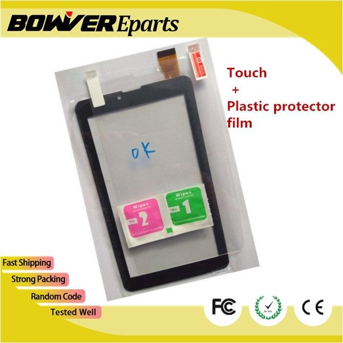 $ + 7 Защитная пленка/сенсорный экран для RoverPad Sky Glory S7 3G Go C7 Go S7 Планшеты touch Панель планшета Стекло Замена