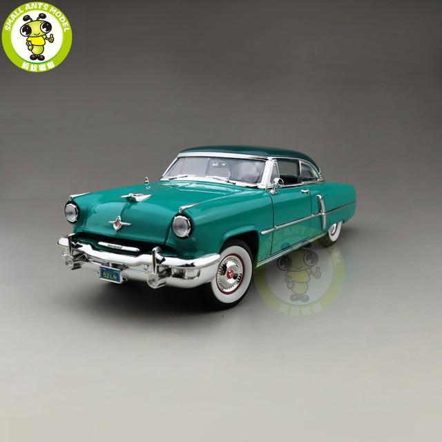 Carretera Fundición Modelo 118 Lincoln Juguetes Regalo Firma De 1952 Coche Niños Para Los Capri Camión SzGUVpqM