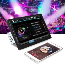 2 Din автомобильное радио 9 дюймов полный пресс Зеркало Ссылка автомобильный стереоплеер Автомобильный мультимедийный плеер Mp5 Bluetooth Usb Авто-радио
