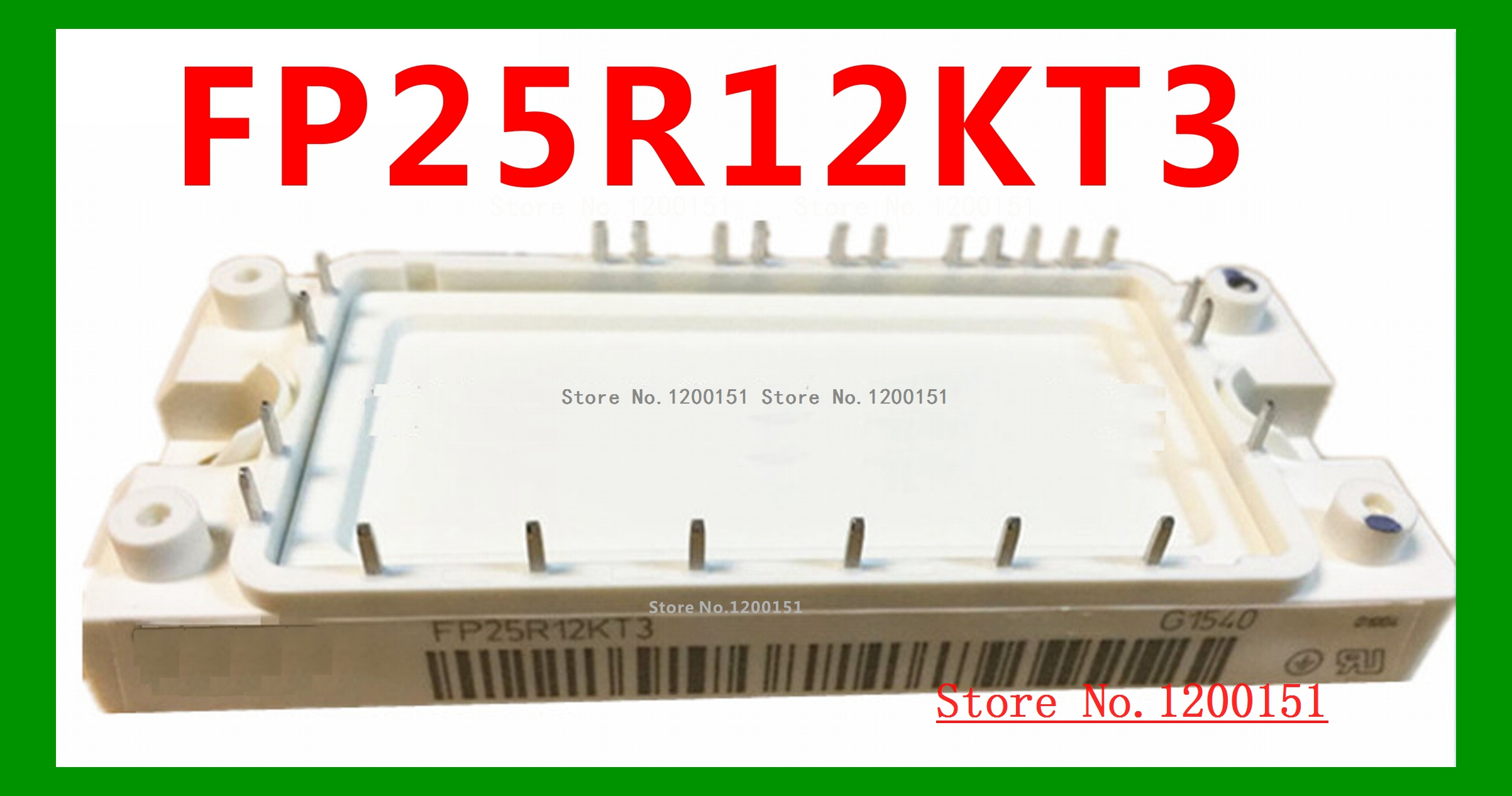 FP25R12KT3 FP25R12KT4 FP35R12KT4 FP50R12KT4 MODULESFP25R12KT3 FP25R12KT4 FP35R12KT4 FP50R12KT4 MODULES