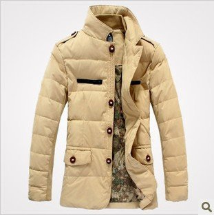 2013 Winter Coat Warm Men Down Jacket Men'S Motorcycle Jakects Overcoat Outwear For Male BDJM005 Fashion Brand Hot Sales