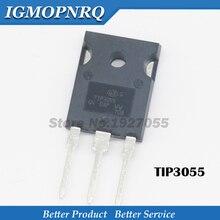 10 قطعة TIP3055 TO247 3055 TO 3P TIP3055 إلى 247 جديد الأصلي