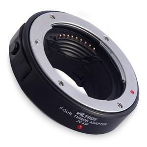 Image 3 - Viltrox Автофокус M4/3 объектив для микро 4/3 адаптер для камеры Olympus фотография искусственная задняя фотография GF6 GH5 G3 DSLR