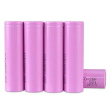 30x WAMA Real Capacity 2600mAh 18650 Li-ion 3.7V Rechargeable Batteries DIY Power Bank Electronic Cigarette Battery Drop Ship diy 2 x 18650 flat head li ion batteries mobile power bank w indicator white