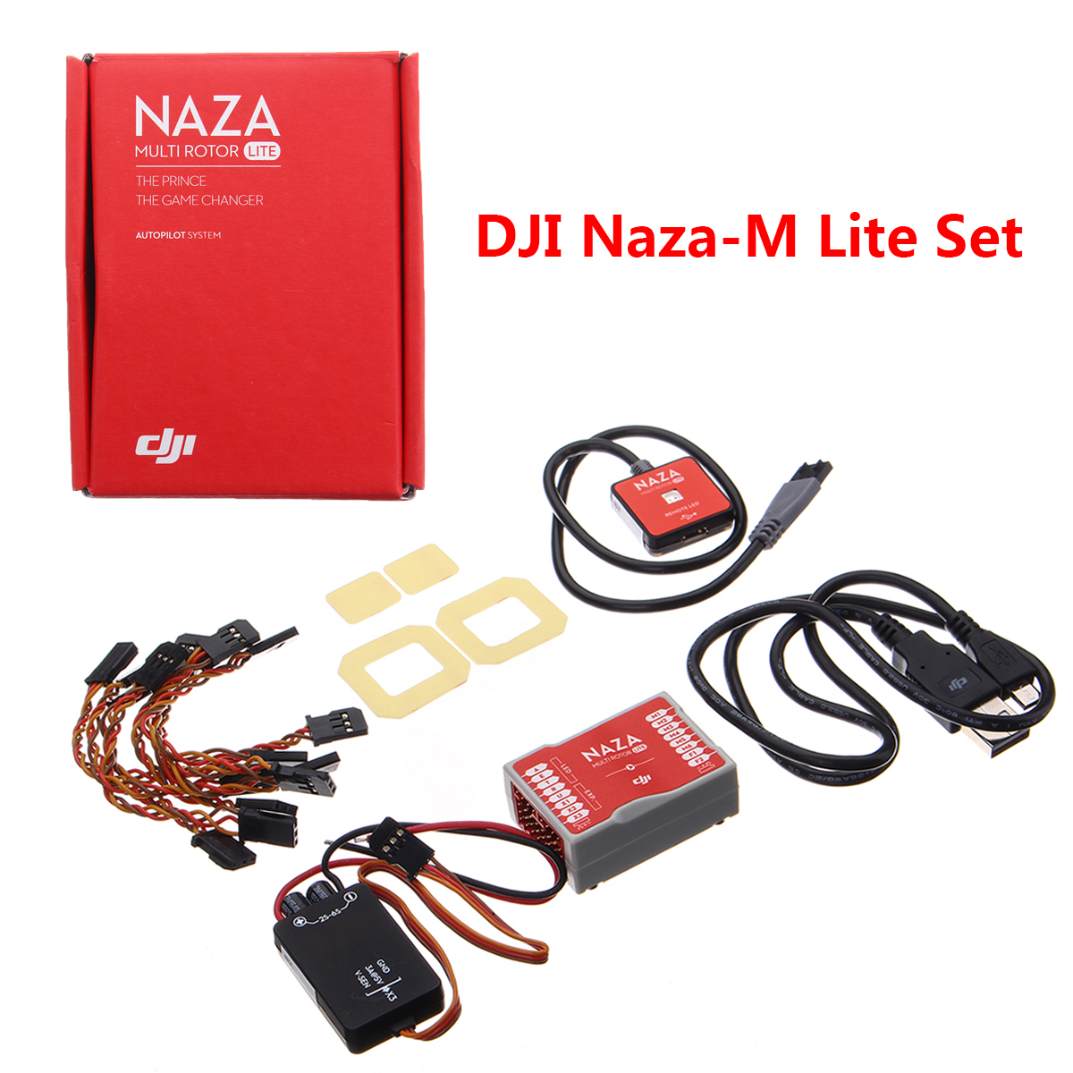 for Self-leveling and Altitude Holding with Failsafe Mode Naza-M Lite Autopilot System Designed for RC Drone All-in-One Designfor Self-leveling and Altitude Holding with Failsafe Mode Naza-M Lite Autopilot System Designed for RC Drone All-in-One Design