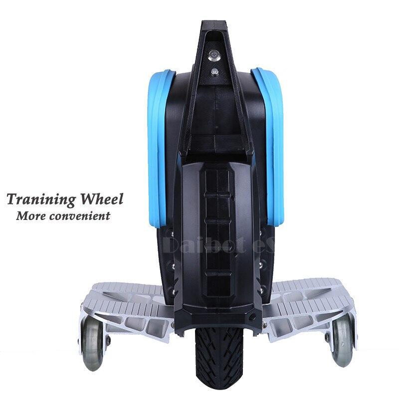 Daibot une roue électrique monocycle Scooter auto équilibrage Scooters avec haut-parleur Bluetooth 500W 60V Scooter électrique pour adultes - 3