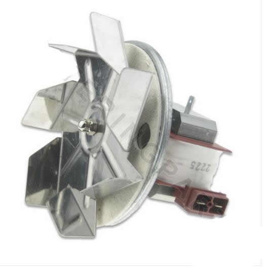 FA46 UNIVERSAL 240v 45w FAN MOTOR FOR CONVECTION OVEN / HOT CUPBOARD / COMBI