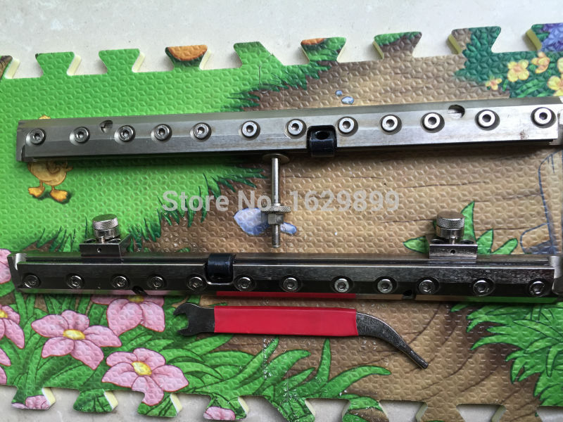 все цены на 1 set GTO46 Quick Action Plate Clamps for Heidelberg GTO-46 Offset Printing Machine онлайн