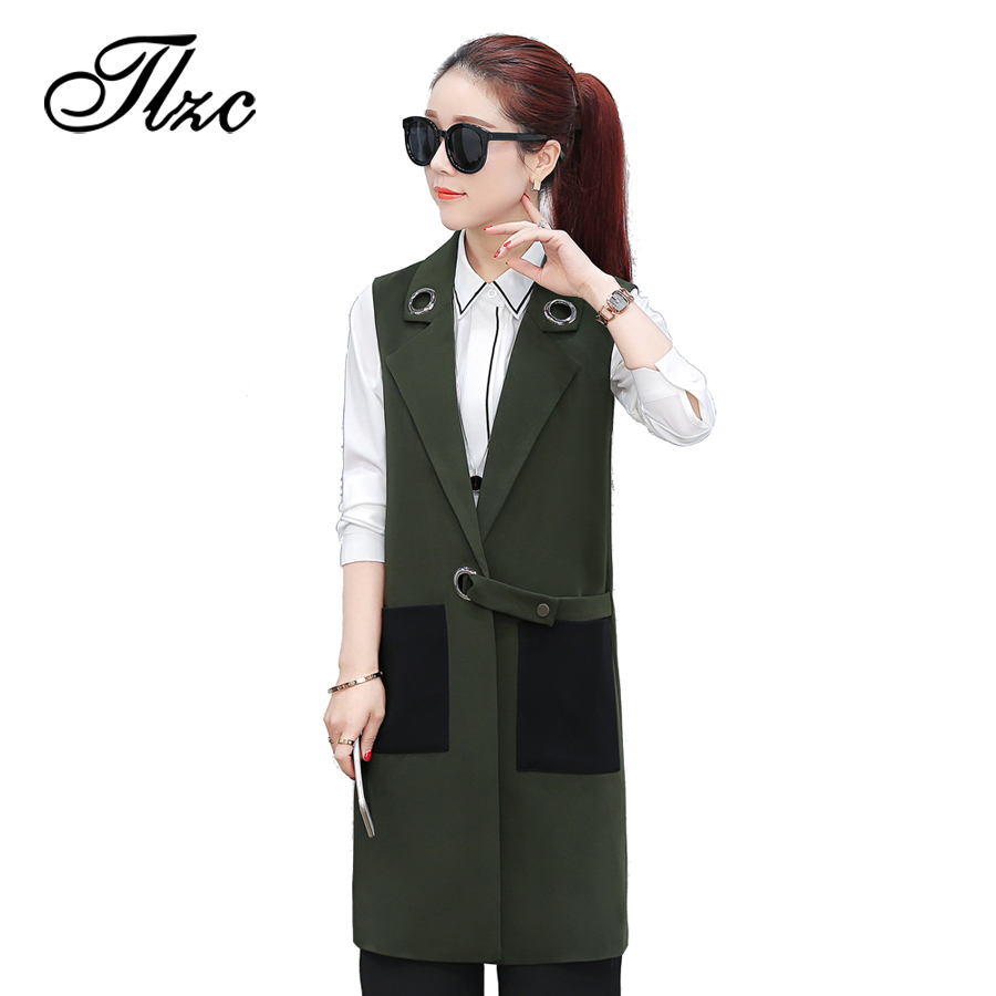 Cooperative Women Jacket Winter Lapel Wool Coat Trench Overcoat Long 2018 Plus Size Ladies Chamarra Cazadora Mujer Coat For Girls 18oct24 Wool & Blends