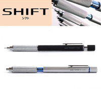 Mitsubishi Uni Mechanical Pencil Metal body pen Writing Supplies 0.3/0.4/0.5/0.7/0.9MM Office & School M3/M4/M5/M7/M9 1010