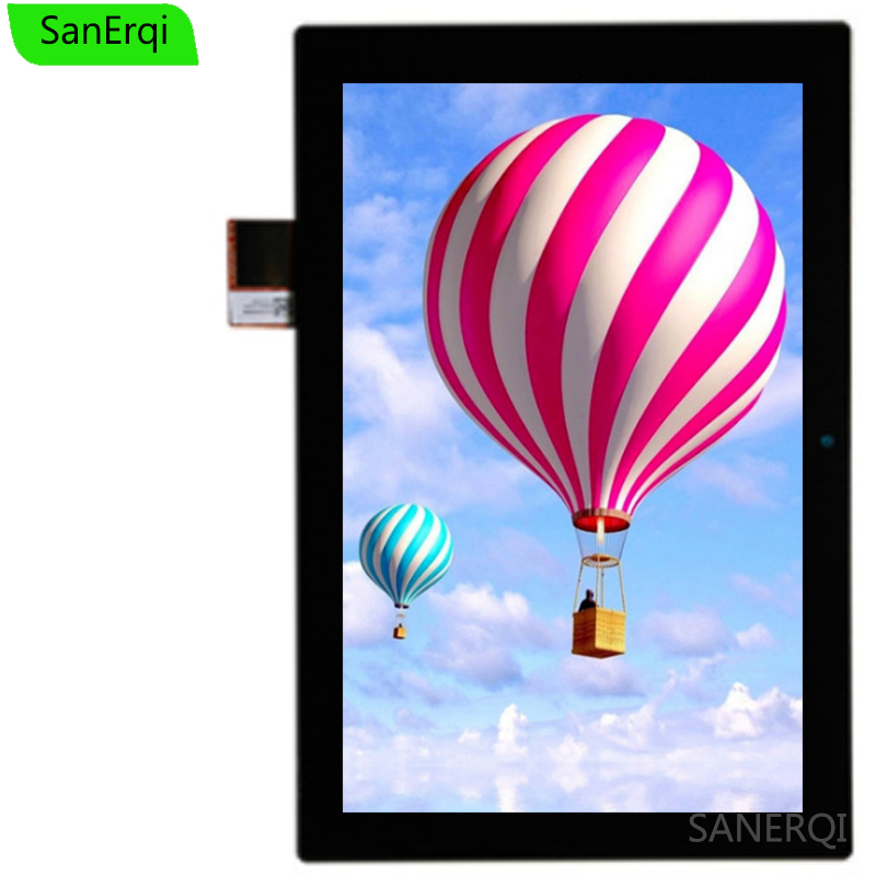 Original LCD Display for <font><b>Sony</b></font> Xperia Tablet Z <font><b>SGP311</b></font> SGP321S GP312 Touch Screen Digitizer Sensor Panel 10.1