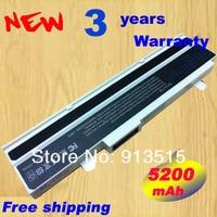 For Asus Eee PC 1015 1015P 1015PE 1016 1016P 1215 A31-1015 A32-1015 AL31-1015 PL32-1015 laptop battery black