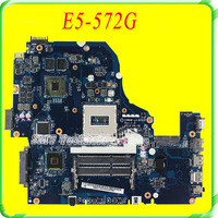 NBMQ011001 Motherboard For Acer Aspire E5 572G Z5WAW LA B702P W GT840M Video Card 100 Work