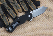 BEIHAIZAI S30V Steel Folding Knife Survival Knife Tactical Pocket Knife CNC G10 Handle Outdoors Camping EDC Rescue Tools