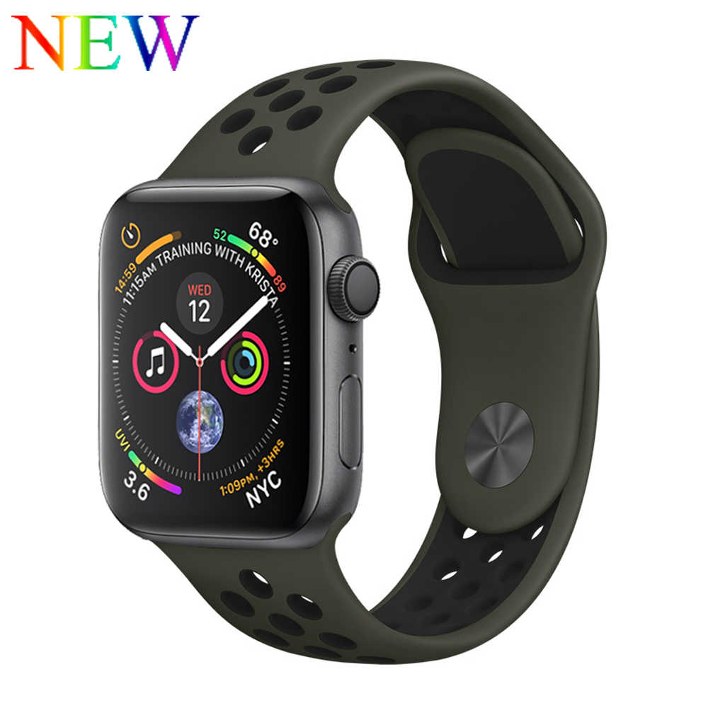 apple watch 4 nike 44