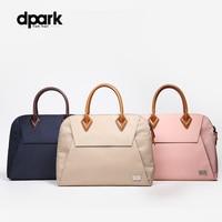 D Park 13 Inch Portable Handbag Notebook Sleeve Case Shoulder Messenger Laptop Case Bags For MacBook